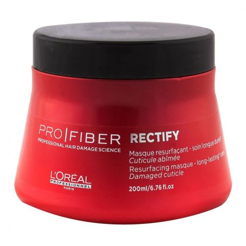 L'Oreal Pro Fiber Rectify Masque 200ml