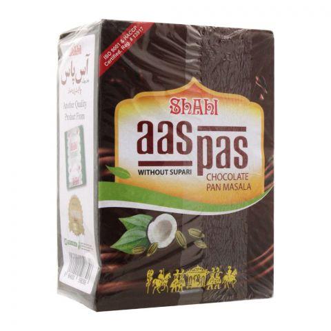 Shahi Aaspas Chocolate Pan Masala, 48-Pack