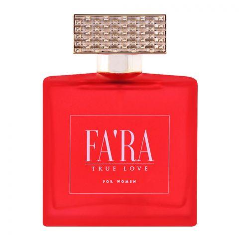 Fa'ra True Love For Women Eau De Parfum 100ml