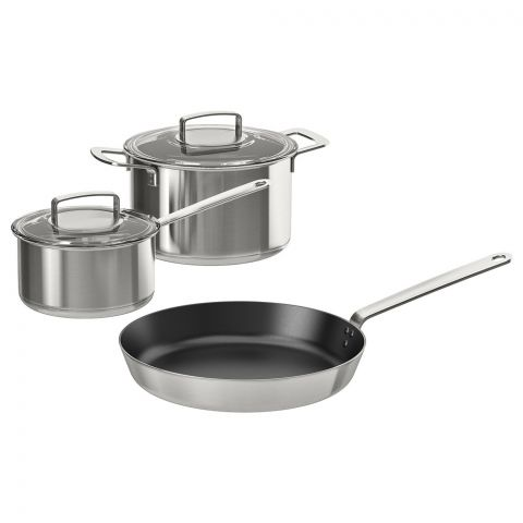IKEA 365+ 5 Piece Cookware Set, 10368875