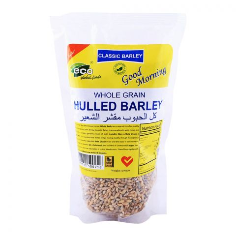 EGF Whole Grain Hulled Barley 500gm