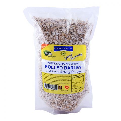 EGF Whole Grain Cereal Rolled Barley 500gm