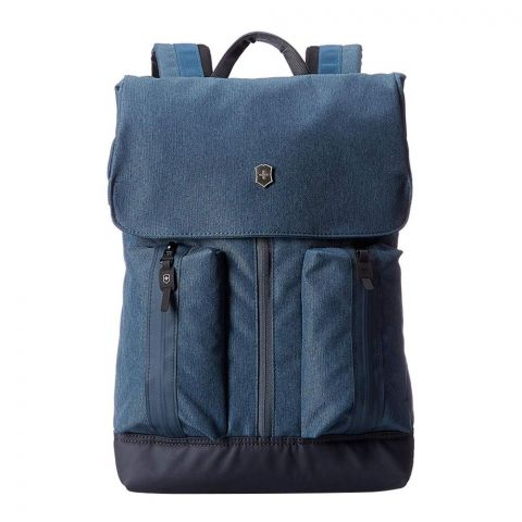 Victorinox Classic Flapover Backpack Blue - 602145