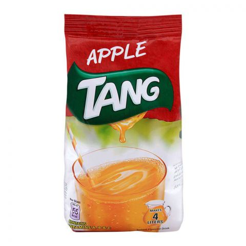 Tang Apple Pouch 340gm Local