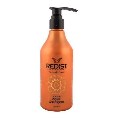 Redist Moroccan Argan Shampoo 500ml