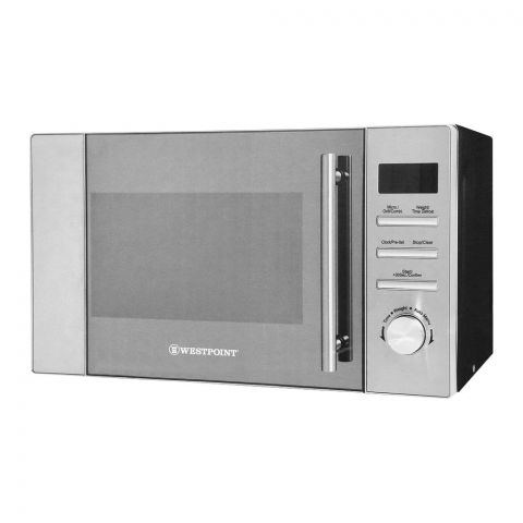 West Point Deluxe Microwave Oven With Grill, 28 Liters, WF-830