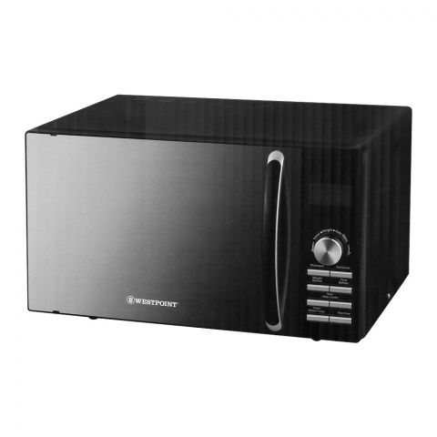 West Point Deluxe Microwave Oven With Grill, 30 Liters, WF-832DG