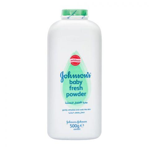 Johnson's Baby Fresh Powder, 500g