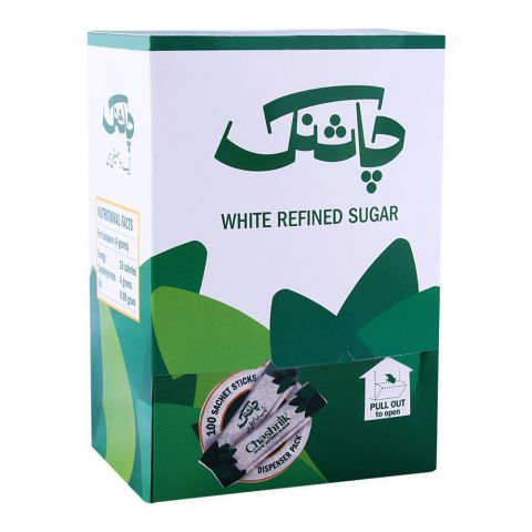 Chashnik White Refined Sugar 100-Pack
