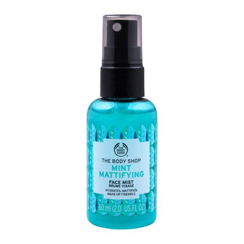 The Body Shop Mint Mattifying Face Mist, 60ml