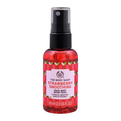 The Body Shop Strawberry Smoothing Face Mist, 60ml