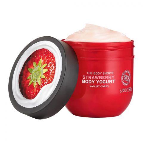 The Body Shop Strawberry Body Yogurt, 200ml
