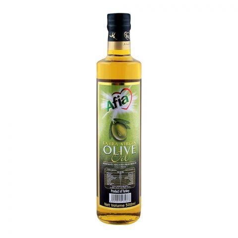 Afia Extra Virgin Olive Oil 500ml
