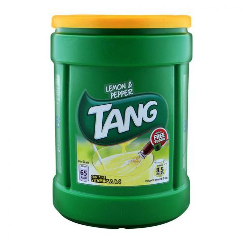 Tang Lemon & Pepper Tub 720gm