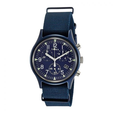 Timex MK1 Analog Blue Dial Men's Watch - TW2R67600
