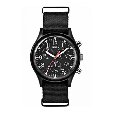 Timex MK1 Analog Black Dial Men's Watch - TW2R67700