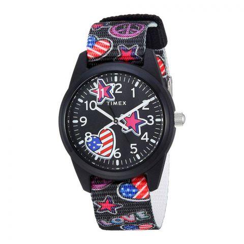 Timex Girls Time Machines Analog Resin Watch - TW7C23700