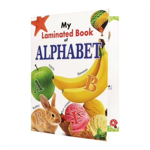 My Laminated Book Of Alphabet