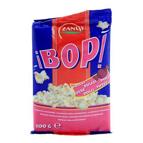Zanuy iBOP Sweet Popcorns, 100g
