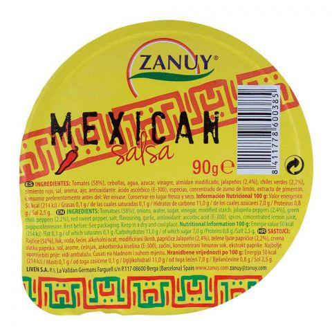 Zanuy Salsa Dip, Mexican 90g