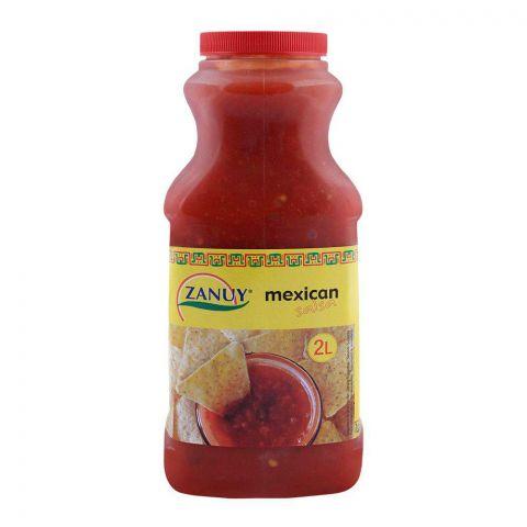 Zanuy Salsa Dip, Mexican, 2 Liters