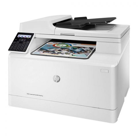 HP Color LaserJet Pro Multi-Function Printer, MFP-M181FW