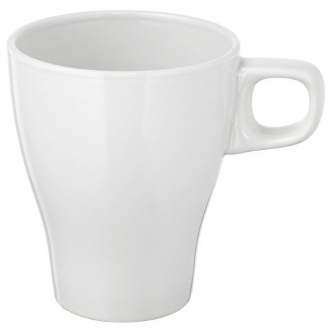 IKEA Fargrik Mug, White, 8.5oz/250m, 60143992