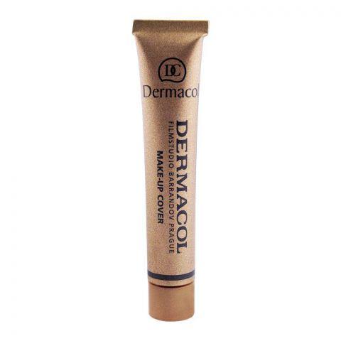 Dermacol Make-Up Cover, 224, SPF 30 Hypoallergenic Foundation, 30g