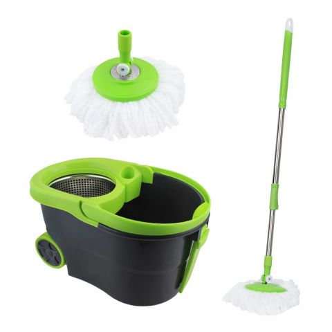 ISPINMOP 360 Degree Spin Mop, YY-MOP-A