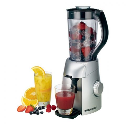 Black & Decker Smoothie Maker & Kitchen Blender, 450 Watts, BS600