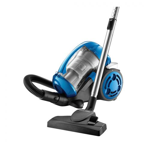 Black & Decker Bagless Cyclonic Vacuum Cleaner, 2000 Watts, VM2825