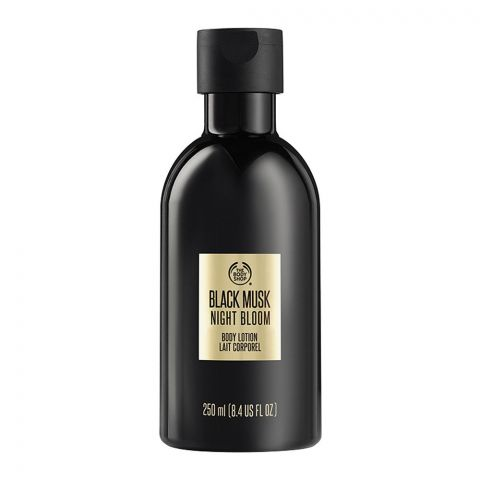 The Body Shop Black Musk Night Bloom Body Lotion, 250ml