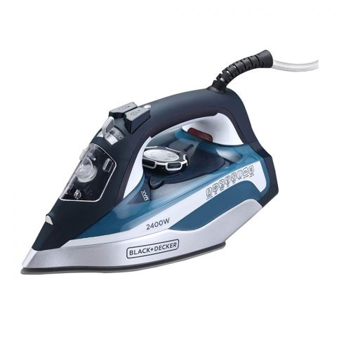 Black & Decker Auto Shut Off Steam Iron, 2200 Watts, X2150