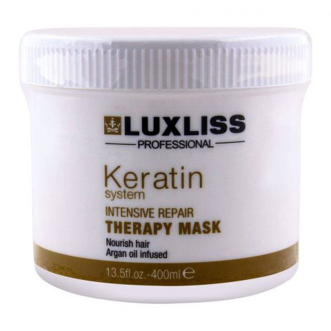 Beaver Luxliss Keratin System Intensive Repair Therapy Mask 400ml