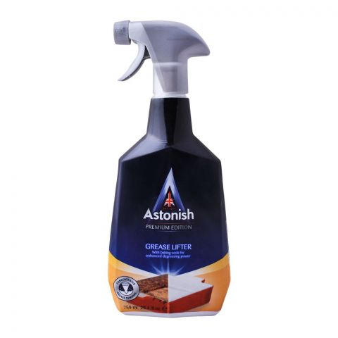 Astonish Grease Lifter Trigger 750ml
