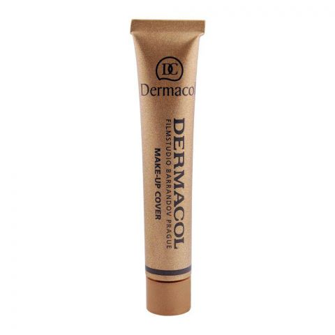 Dermacol Make-Up Cover, 225, SPF 30 Hypoallergenic Foundation, 30g