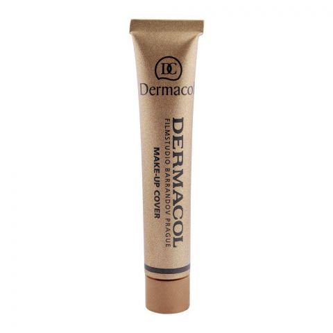 Dermacol Make-Up Cover, 226, SPF 30 Hypoallergenic Foundation, 30g