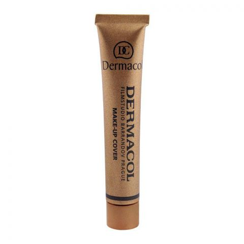 Dermacol Make-Up Cover, 227, SPF 30 Hypoallergenic Foundation, 30g