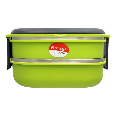 Flamingo Lunch Box, Double, FL-5300LD