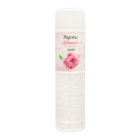 Surrati Majestic Romance Perfumed Talcum Powder 250g