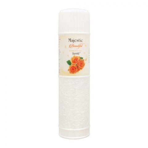 Surrati Majestic Beautiful Perfumed Talcum Powder 250g
