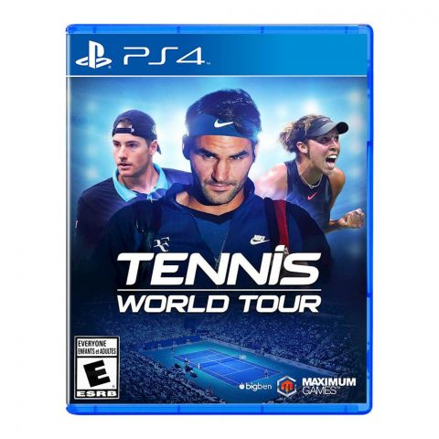 Tennis World Tour - PlayStation 4 (PS4)