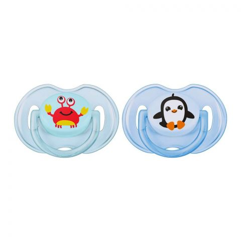 Avent Classic Soothers 2-Pack 0-6m - SCF169/33