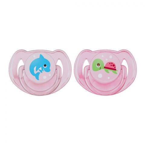 Avent Classic Soothers 2-Pack 6-18m - SCF169/34