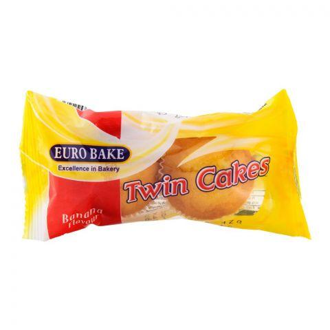 Euro Twin Cakes Banana 32gm