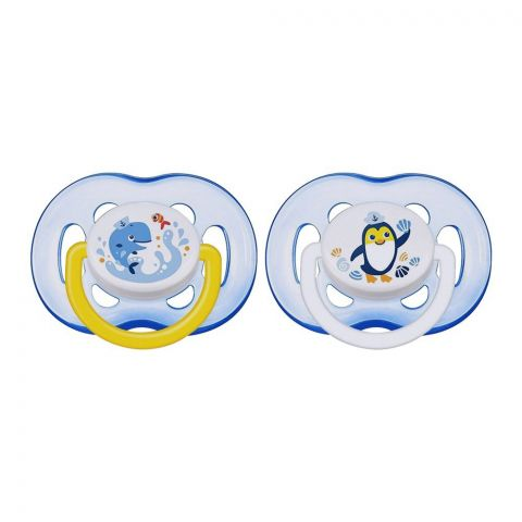 Avent FreeFlow Soothers 2-Pack 18m+ - SCF186/24