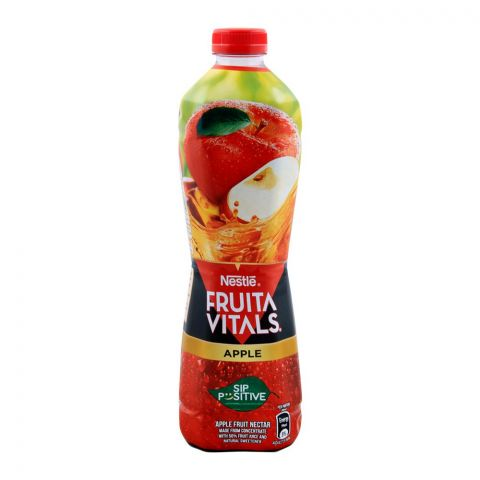 Nestle Fruita Vitals Apple Fruit Nectar 1 Liter
