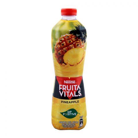 Nestle Fruita Vitals Pineapple Juice 1Ltr Pet