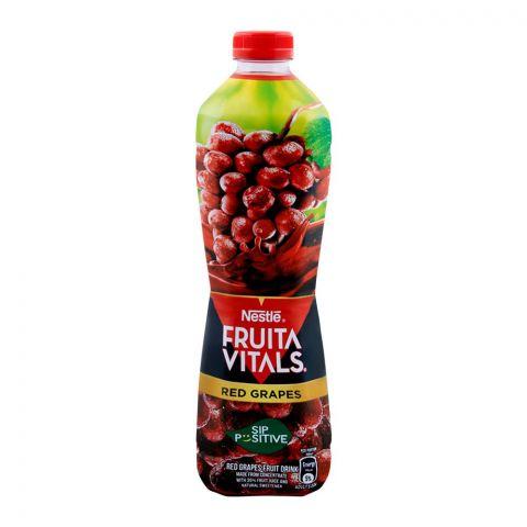 Nestle Fruita Vitals Red Grapes Fruit Drink 1 Liter