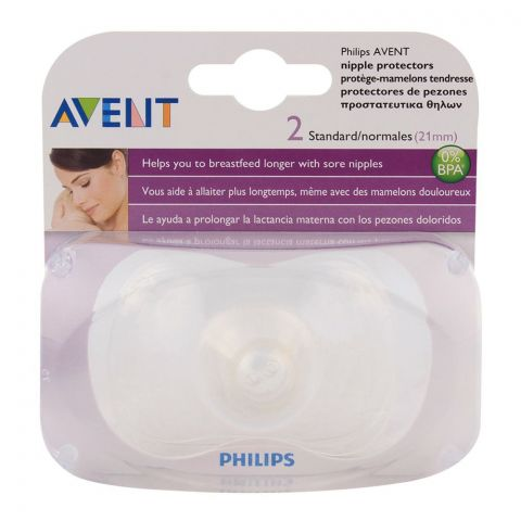 Avent Nipple Protector 2-Pack 21mm - SCF156/01